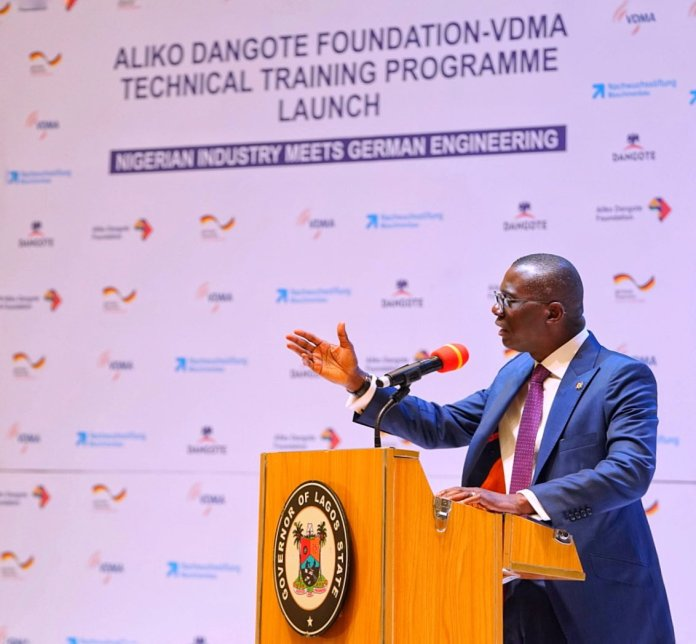 Sanwo-Olu To Partner With Dangote's Foundation For Job Creation In Lagos