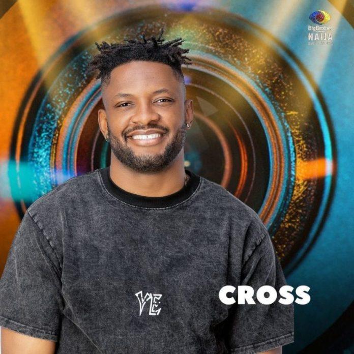 cross bbnaija