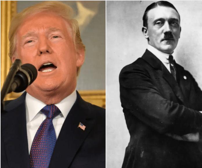 Donald Trump And Adolf Hitler KOKO TV NG 19