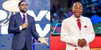 Fatoyinbo backs Oyedepo on Winners Pastors' sack