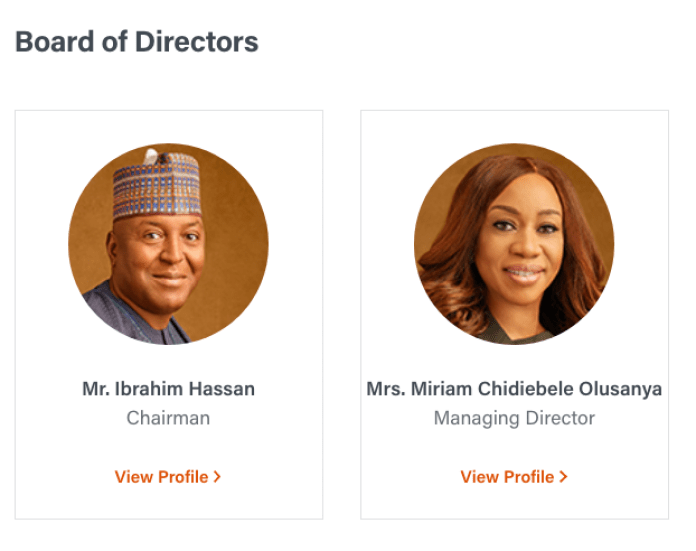 Biography And Profile Of Miriam Olusanya, GTBank's First Female MD Ever