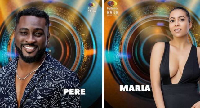 Pere and Maria