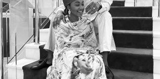 Zahra Buhari-Indimi and hubby