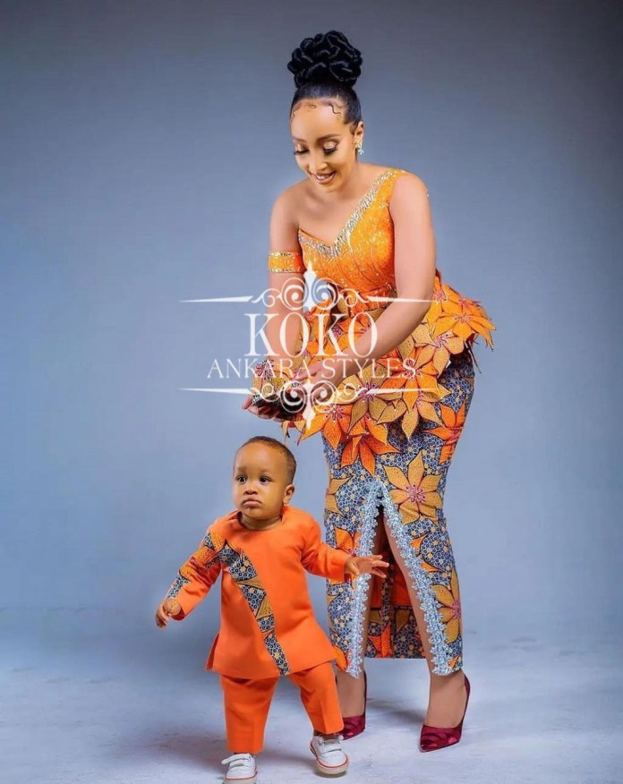 Switch Up Your Every Shade Of A Woman With These Fab Ankara Styles