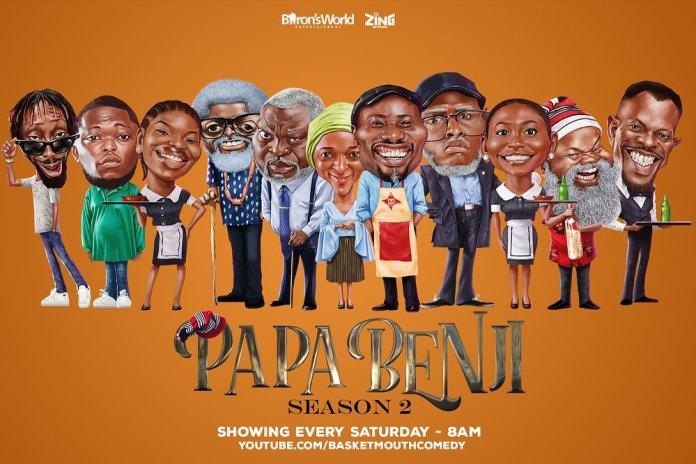 Papa Benji Series Season 2 Episode 7