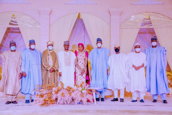 Yusuf Buhari's Wedding Luncheon