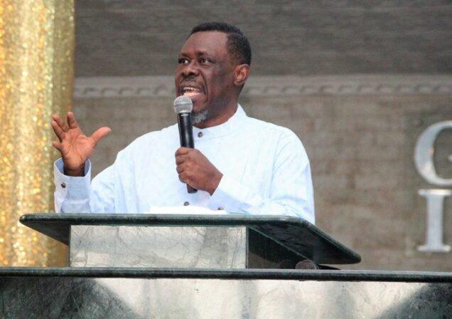 Rev Joseph Agboli