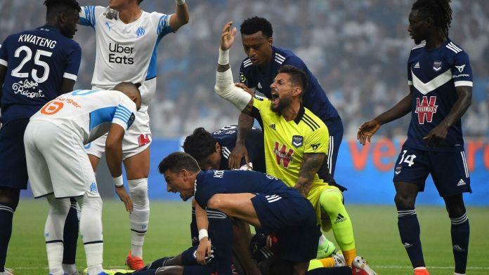 Samuel Kalu: Super Eagles Striker Collapses On The Pitch During Ligue 1  Match Against Marseille