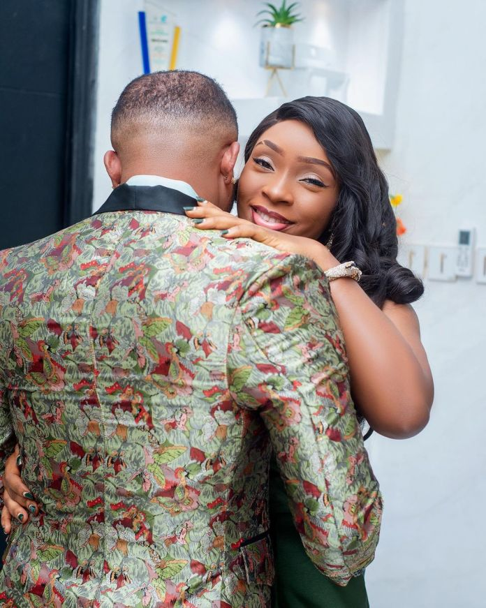 Walter Anga And Wife Esther Celebrate 12th Wedding Anniversary
