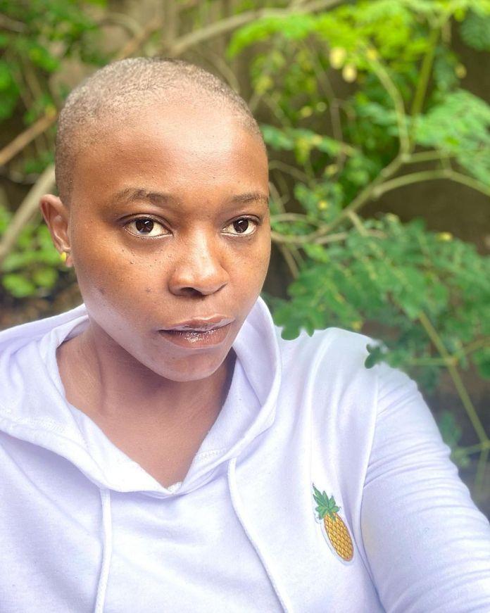 Actress Ifemeludike