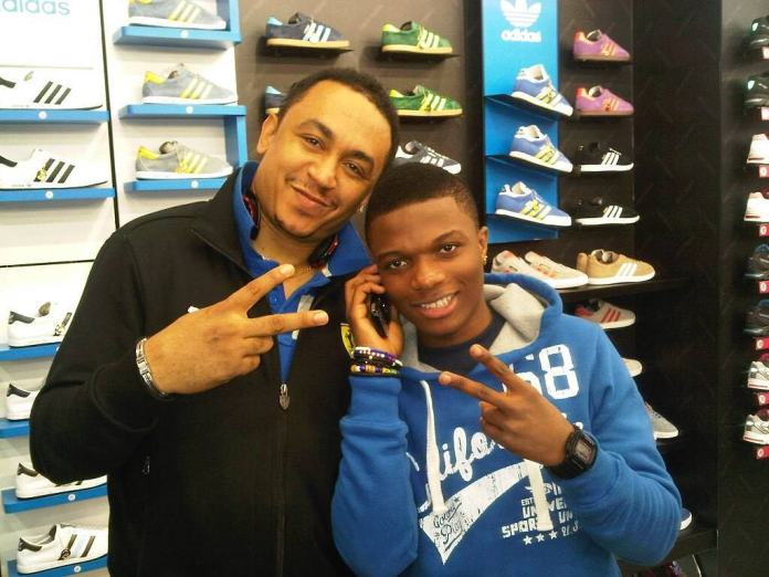 """""""Wizkid Is Living My Dream"""", Daddy Freeze Says, Hails Singer"""