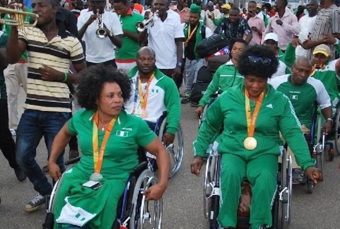 Nigeria's Tokyo 2020 Paralympics Team