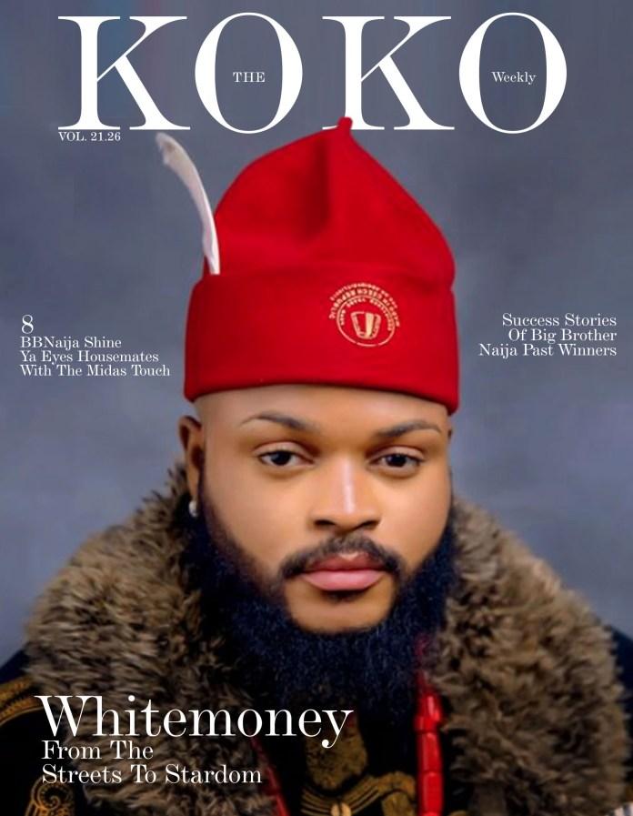 Whitemoney magazine