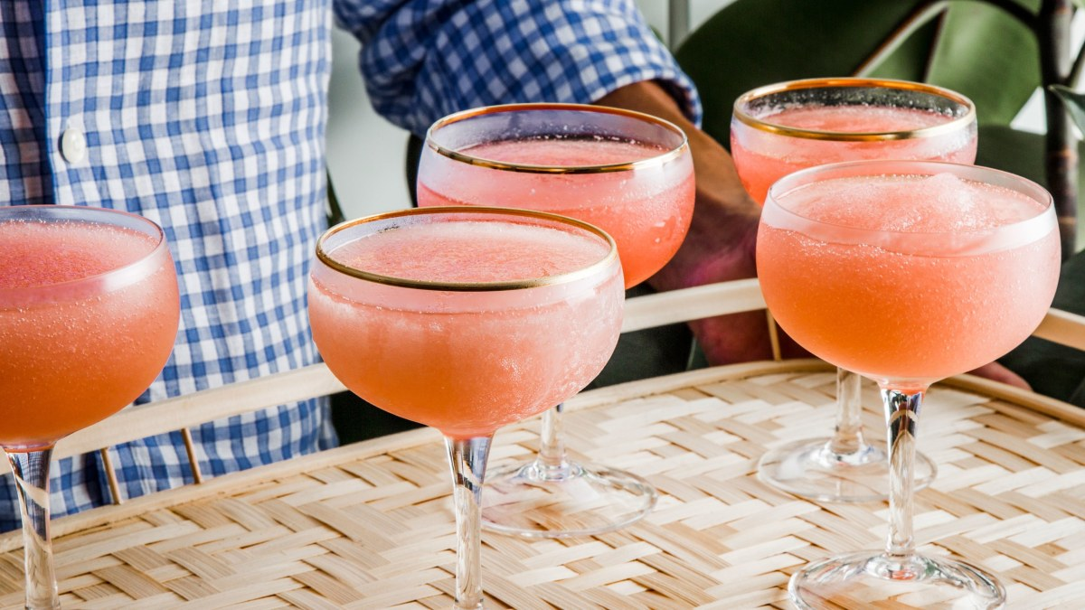 National Rosé Day Frosé Recipe