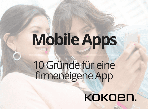 Mobile App Entwicklung