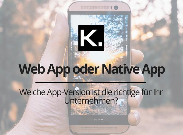 Welche App-Version
