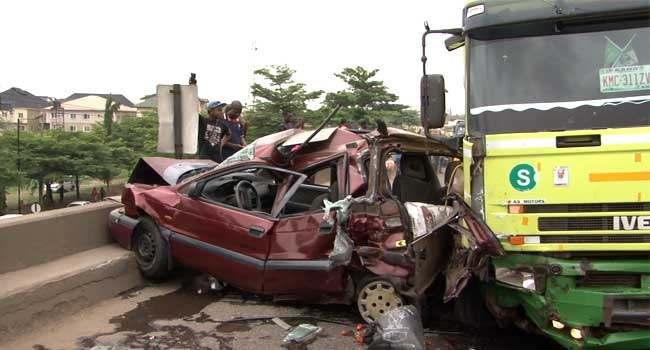 Image result for car crash nigeria