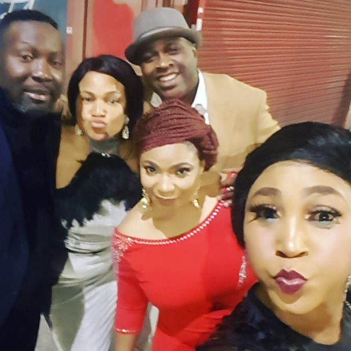 Photos From Laide Bakare's 38th Birthday Party In London jaiyeorie