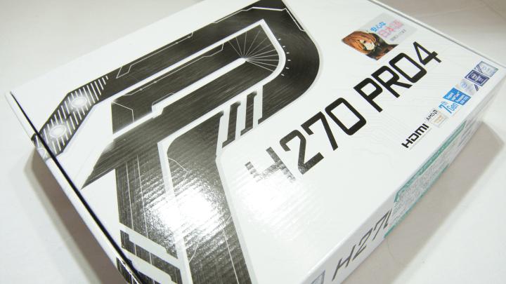 ASRock H270 Pro4 TOP