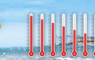 Hitzschlag, Sonnenstich und Hitzeerschöpfung