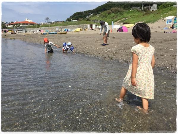葉山長者ケ崎海水浴場