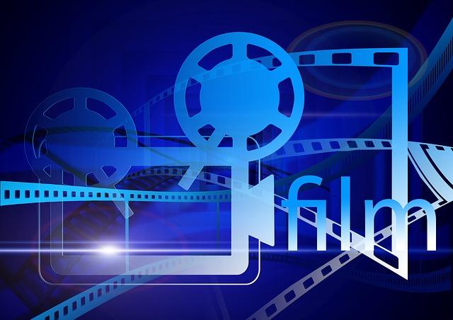 映写機の画像