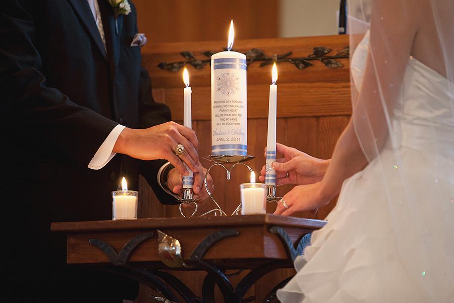 The Beaver Creek Chapel Wedding Photography