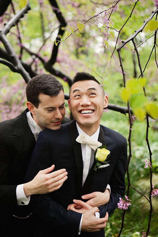 Central Park Boathouse LGBT Wedding