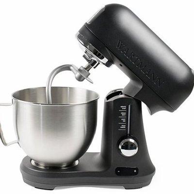 Wartmann Keukenmachine zwart