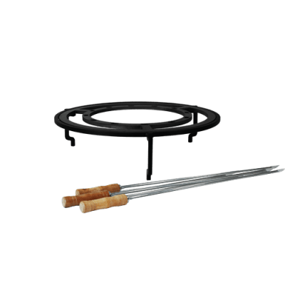 Ofyr Brazilian Grill Set 100 XL
