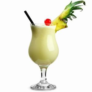 Pina Colada kokteilis