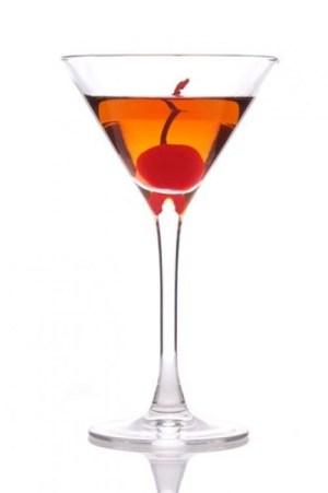 Manhattan kokteilis