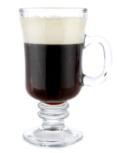Irish Coffee kokteilis
