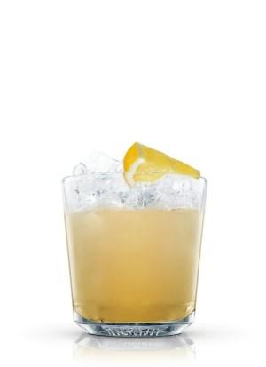 Apricot Fizz kokteilis