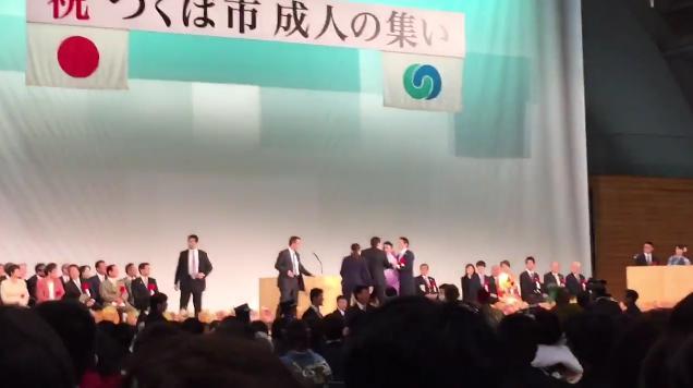 茨城・つくば市の成人式2017で逮捕された犯人の画像はこちらwwww(写真、動画あり)
