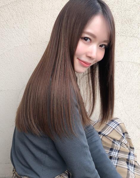 高橋アリサさんを究極艶髪オーダーメイドトリートメントで若く見える!【箕面大阪】
