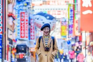 日本の生活文化への適応力を十分に備えて日本人との国際結婚生活を楽しむ外国人女性