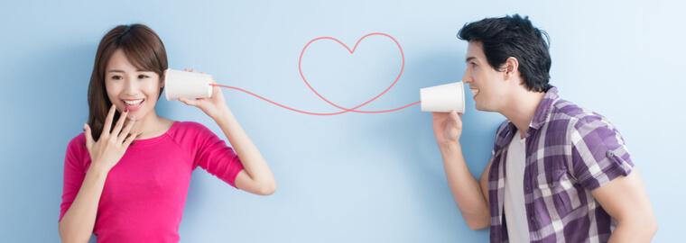 婚活中は英語/外国語が話せると有利になる