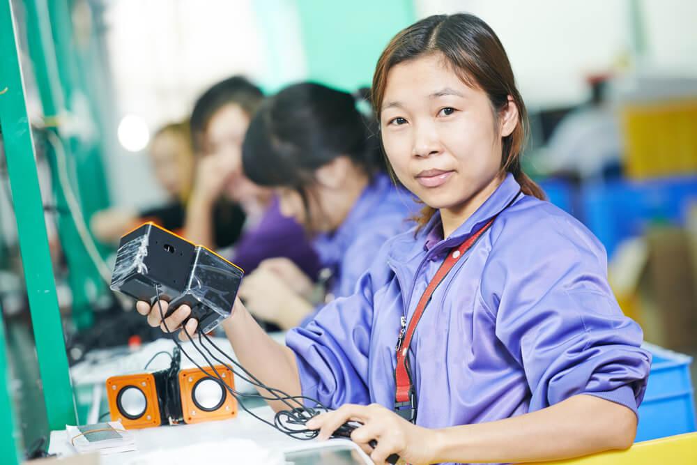 技能実習生として来日している出稼ぎ目的の外国人労働者