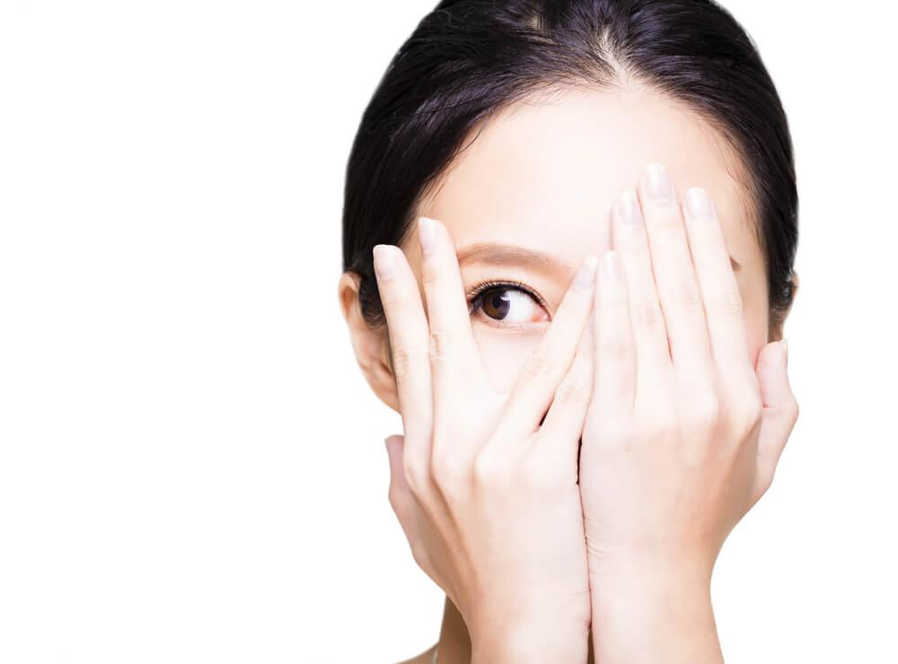 面子を守りたい中国人が、少し弱みを見せている。