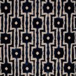 2007 藍染綿絞布 240×110