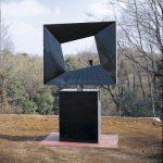 228×145×44cm 黒御影石