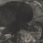銅版 ( 60 x 99cm )