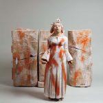 125×150×90cm 桂、楠、銅、彩色