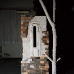 262×100×100cm 大理石、木