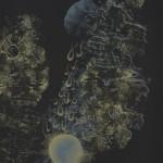 シルクスクリーン ( 110 x 82.5cm )