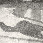 木版 (104 x 134cm)