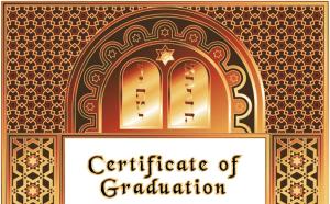 Confirmation Graduation