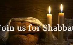 Join Us for Shabbat Services