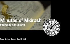 Minutes of Midrash